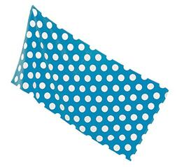 byLora Polka Dot Cotton Terry Beach Cover Up, Aqua