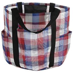 All Purpose Bag by SC Lifestyle- Tote w/ Zipper Pocket & Car