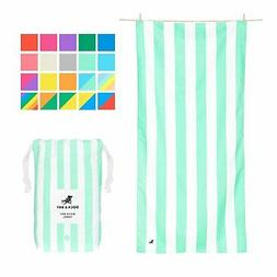 Sand Free Beach Towels and Travel Towel - Large and XL - Pas