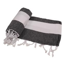 Quick-Dry Turkish Towel Beach Bath Pareo Sarong Fouta Sand-F