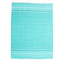 Seafoam Extra Large  Beach Towel Blanket Tapestry Wall Hangi