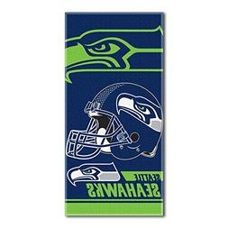 seattle seahawks double covered velour