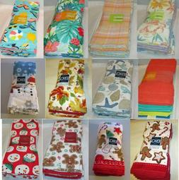 Sets of Kitchen Towels , Dish Cloths  or combo pack NEW