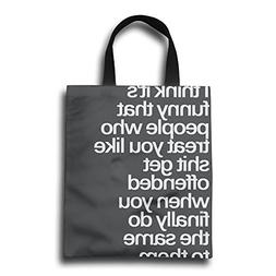 Shopping Handle Bags The Same To Them Customized Tote Bag
