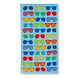 Baltic Linen® Sunglasses Print Beach Towel