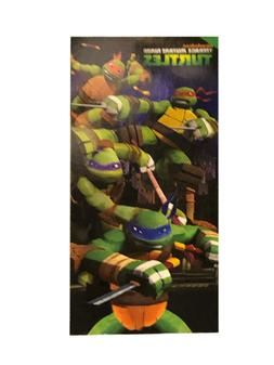 "Nickelodeon Teenage Mutant Ninja Turtles Beach Towel - 28"" x"
