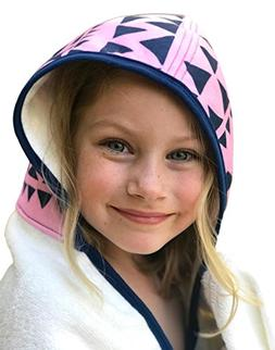 Hooded Towel for Kids | Extra Soft & Thick 500 GSM Bamboo Te
