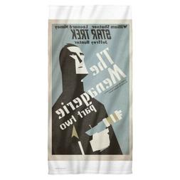 Star Trek TOS Episode 12 Licensed Beach Towel 60in by 30in