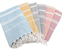 Turkish Beach Towels 100% Cotton Large Size
