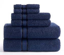 ultra soft towel set night
