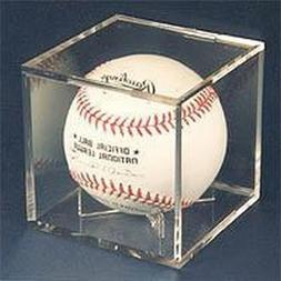 UV Protected Square Ball Holder Display Case Baseball by BCW
