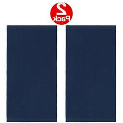 KAUFMAN - 30 X 60 VELOUR BEACH AND POOL TOWEL 2 PACK
