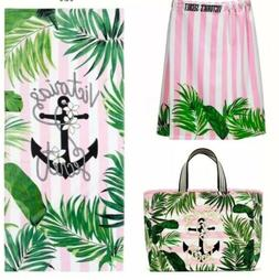 Victoria Secret in Paradise  Beach Bag  Towel And Wrap
