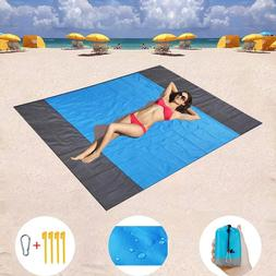 Waterproof <font><b>Beach</b></font> <font><b>Towel</b></fon