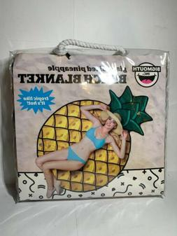 Women's Bigmouth Inc. Pineapple Beach Blanket, Size One Size